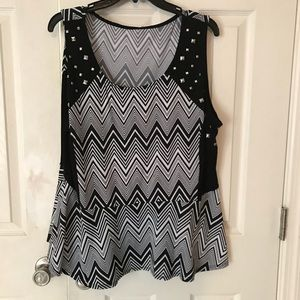 Tops - Independent Designer peplum Top
